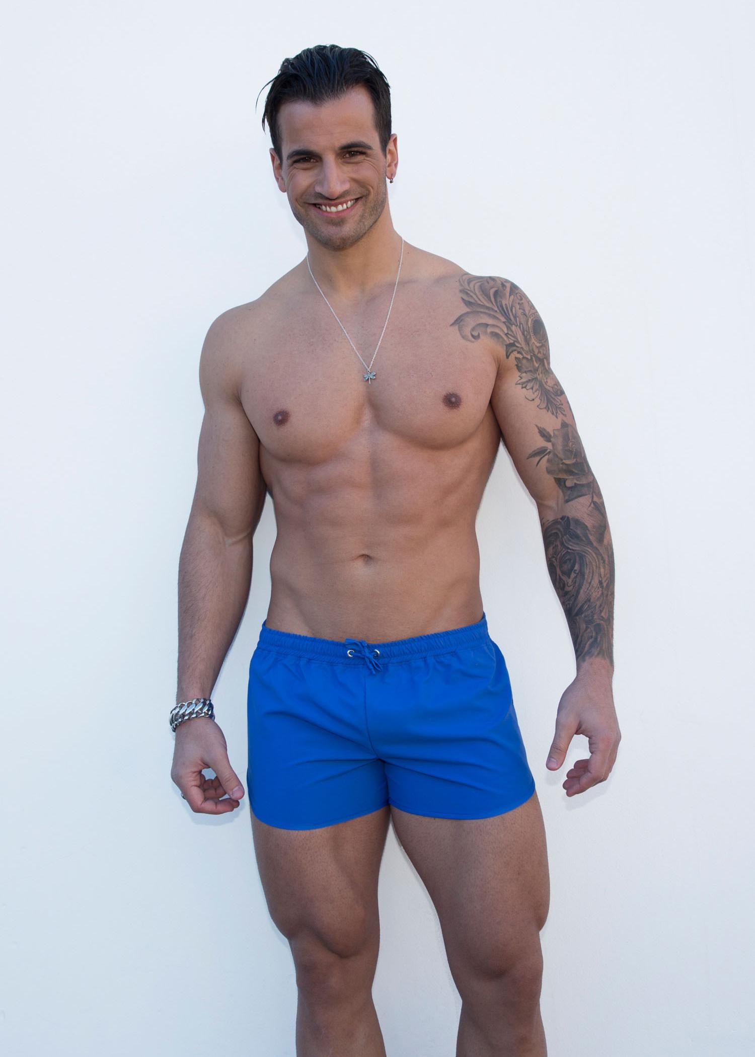 5646b83f89643 Swim short blue - Kings of Fashion